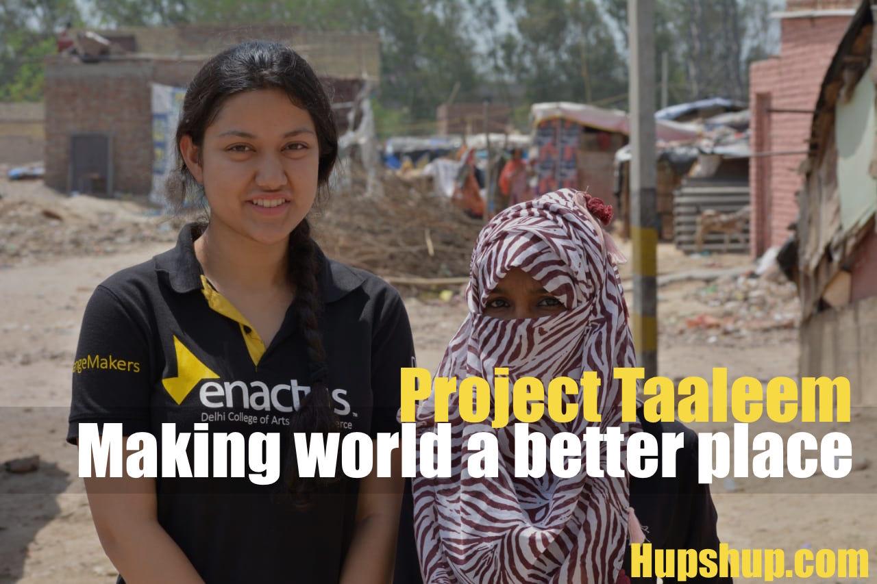 Project Taaleem