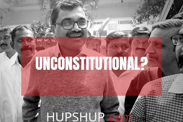 Anand Teltumbde, a criminal? An Ambedkarite? An activist?